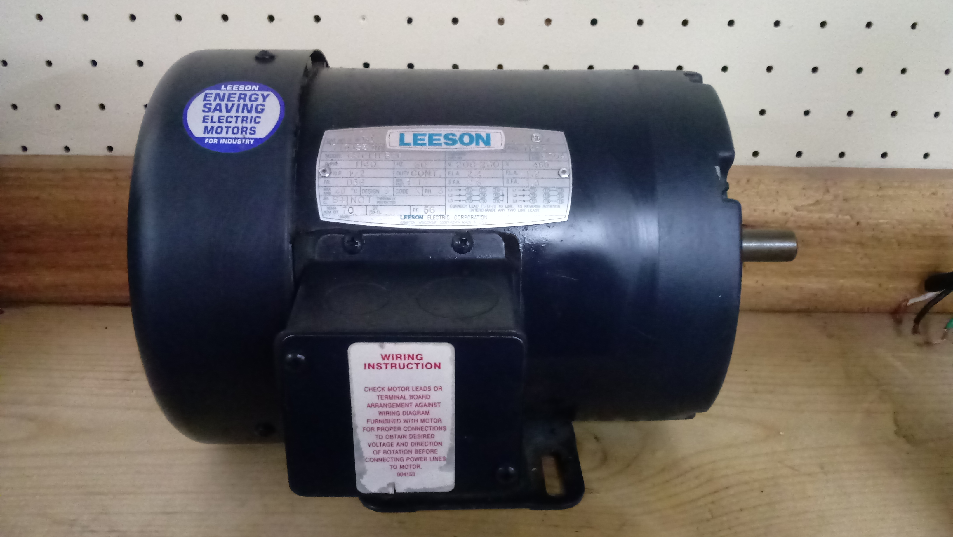 Listed below are just some of the types of motors we repair.